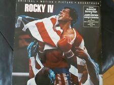 LP - Rocky IV- Original Motion  Picture Soundtrack