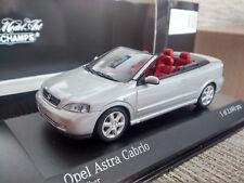 Opel Astra G Cabrio 1/43 Minichamps