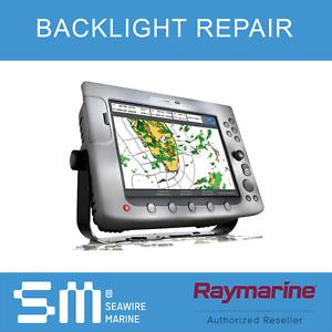 Raymarine E120 MFD Backlight Repair with Software Upgrade - DEPOSIT
