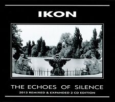 Ikon Echoes Of Silence (Remixed & Expanded Edition) 2cd