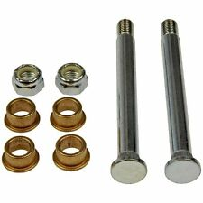 Door Hinge Pin & Bushing Kit Front fits 80-91 Ford E-250 Econoline Club Wagon
