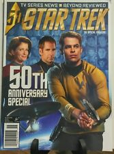 Star Trek Fall 2016 50th Anniversary Special TV Series News FREE SHIPPING sb