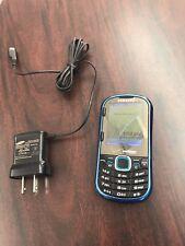 Samsung Intensity II SCH-U460 - Blue (Verizon) Cellular Phone. B stock.