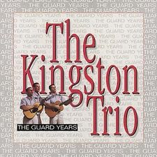 KINGSTON TRIO: THE (DAVE) GUARD YEARS; 10 CD NEW BEAR FAMILY IMPORT ONLY BOX SET
