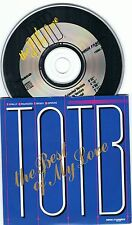 TOTB (TOTALLY ORGANIZED TRENDY BOPPERS) - The Best Of My Love -  Maxi CD rar -
