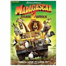 Madagascar: Escape 2 Africa (Widescreen Edition), DVD, Andy Richter, Chris Rock,