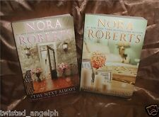 Book Set for Sale! The Next Always and The Last Boyfriend by Nora Roberts
