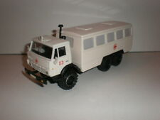 1/43 RUSSIAN  AMBULANCE TRUCK KAMAZ 4326