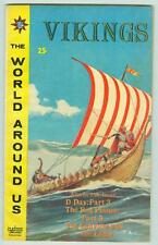 World Around Us #29 January 1961 Vg+ Vikings