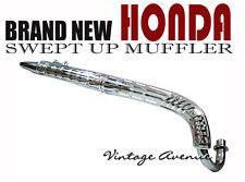 HONDA CA100 C100 CA102 C50 C65 C70 C90 CM90 CM91 SWEPT UP EXHAUST MUFFLER [K]