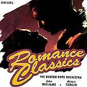 Romance Classics by John Williams (Film Composer)/Arthur Fiedler/Boston Pops CD