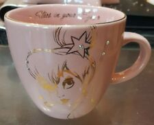 TASSE / Cup TINK PORCELAINE / Porcelain Stars in Your Eyes  Disneyland Paris 25