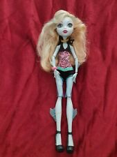 Lagoona Blue Original Ghouls Welcome to Monster High Barbie Doll Mattel Figure