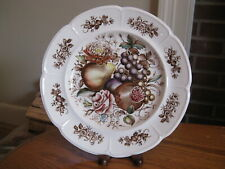 "Johnson Bros Windsor Ware WINDSOR FRUIT 10"" Dinner Plate"