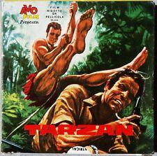 Pellicola Avo Film Tarzan Il Prigioniero Fugge Super 8 35mm Cinema Ep 6 Vintage