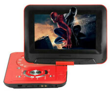 9.8'' Portable Car CD DVD TV Player HD 270° Screen Game Monitor FM Radio Remote