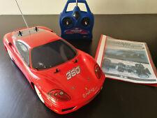 Tamiya TL 01 Ferrari modena 360 occasion ARR