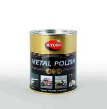 Autosol Edel-Chromglanz Metallpolitur 750ml Hochglanz-Chrompolitur metal polish
