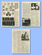 Bluebeard Dealer In Mass Murder Old Article
