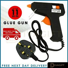 11mm Glue Gun Hot Melt Electric Trigger DIY Adhesive Sticks Hobbies Crafts