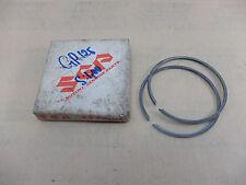 Suzuki GP125 TS125 TC125 TM125 RM125 RV125 Piston Ring size 1.00 NOS 12140-28010