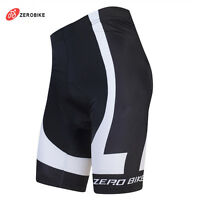 Men Cycling Shorts Pants Gel 3D Outdoor Bicycle Bike Wear Riding Padded Tights