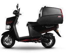 Lieferroller 25 45 KmH Motorroller 50 49 ccm Moped KANGAROO +Warmhaltetasche NEU