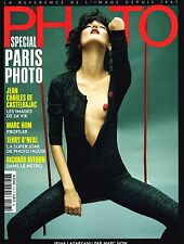 French PHOTO #528 IRINA LAZAREANU Marc Hom RICHARD AVEDON Alicia Vikander @NEW@