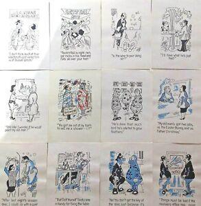 Hand Drawn Cartoons Original Cartoonist Drawings Totally Unique Art Work
