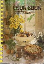 *HOUSTON TX 1988 VINTAGE *ARABIA SHRINE TEMPLE SHRINERS COOK BOOK *TEXAS RECIPES