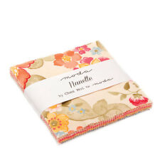 """Moda FABRIC Charm Pack ~ NANETTE ~ by Chez Moi 42 - 5"""" squares"""