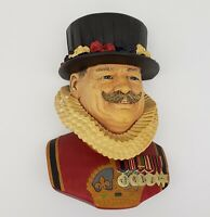 Imagical Models by Bossons - England - Beefeater Yeoman of The Guard 1966 - Head