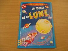 je lis tout seul la souris de la lune