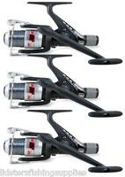 *BRAND NEW* 3 X LINEAEFFE COURSE FISHING REELS + LINE