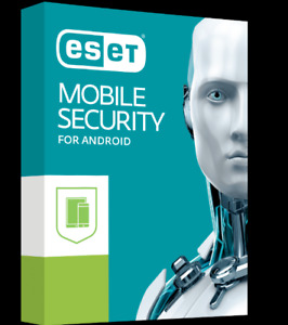 ESET MOBILE SECURITY PREMIUM 2021 License key 1 DEVICE 1 YEAR | Android | Tab