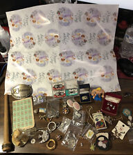Vintage Junk Drawer Lot Miscellaneous Items