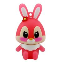 Lovely Rabbit Cartoon Model USB 2.0 8GB-64GB flash drive memory stick pendrive