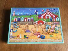Teddy Bears' Holiday 1000 Piece Jigsaw by Express Gifts Ltd