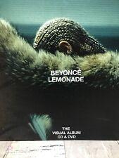 Beyonce Lemonade Record Store Promo Foam Core Poster 23.5 x 24