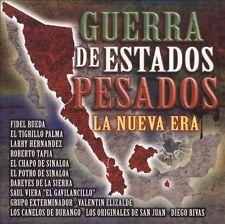 Guerra De Estados Pesados-La Nueva Era CD