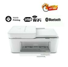 Hp Printer Wireless Home Office All-in-One Copier Scanner Fax WiFi Ink Included