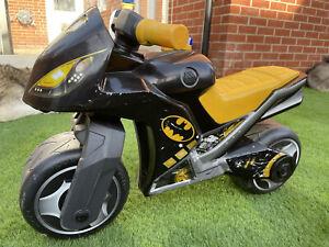 Batman Ride On Motorbike Boys Girls Kids