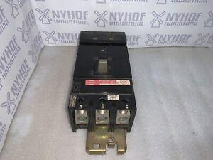 Square D KH KH36225 3 Pole 225 Amp 600V Circuit Breaker (USED)