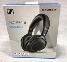 SENNHEISER PXC 550-II Over Ear Wireless Bluetooth Headphones Noise Cancelling