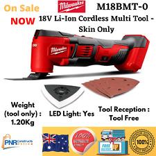 Milwaukee Cordless Multi-Tool Skin 18V M18BMT-0 18V Li-Ion Oscillating Skin Only