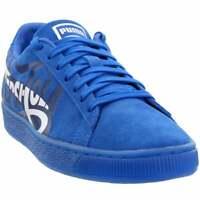 Puma Suede Classic x Pepsi Sneakers Casual    - Blue - Mens