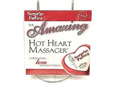 Suprise Parties The Amazing Hot Heart Massager New Sealed