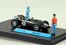 Michel Vaillant Mystere Sportwagen Diorama 1:43 Altaya/IXO Modellauto