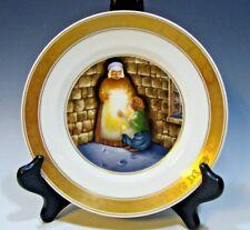 Royal Copenhagen Hans Christian Andersen Fairy Tale Plate 'The Little Match Girl