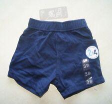 Short bleu neuf taille 3 mois marque Grain de Blé étiqueté à 7,99€
